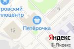 Схема проезда до компании Банкомат, Почта Банк в Некрасовском