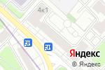Схема проезда до компании ТеплЭко в Москве