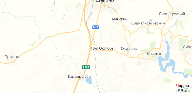 Житово-Дедово на карте