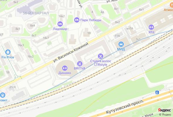 купить квартиру в ЖК Квартал апартаментов Match Point (Матч Поинт)