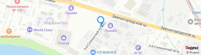 проезд Силикатный 3-й