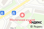 Схема проезда до компании Парикмахерская на Флотской в Москве