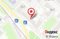 Схема проезда до компании Нфп в Москве