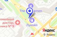 Схема проезда до компании ПТФ ЛИГА ГРАНД в Москве