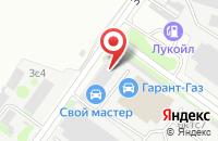 Схема проезда до компании Скайком в Москве