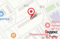 Схема проезда до компании Страна Зеркал в Москве