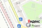 Схема проезда до компании Computer Doctor в Москве