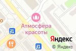 Схема проезда до компании Магазин женского белья в Щёкино
