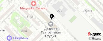 ShellAutoExpress на карте Москвы