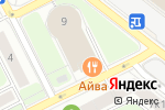Схема проезда до компании Гент в Москве