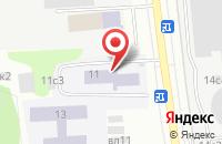 Схема проезда до компании Информационный Центр По Науке и Технологиям в Москве