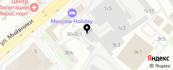 Rec.On Audio на карте Москвы