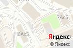 Схема проезда до компании Мастер Металл в Москве