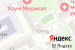 Схема проезда до компании Территориальная избирательная комиссия в Москве