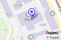 Схема проезда до компании ПТФ ДИАМЕД в Москве