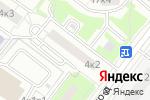 Схема проезда до компании Группа Компаний Специализированной Техники в Москве