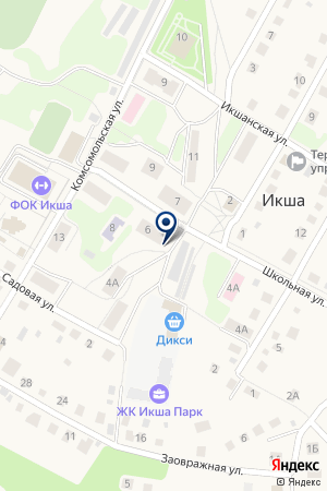 БЮРО НЕДВИЖИМОСТИ АТЛАНТ на карте Дмитрова