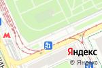 Схема проезда до компании Ремонтная мастерская на ул. Зои и Александра Космодемьянских в Москве