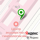 Местоположение компании КриоЦентр