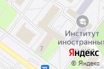Схема проезда до компании Рауше в Москве