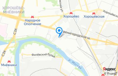 Местоположение на карте пункта техосмотра по адресу г Москва, проезд 3-й Силикатный, д 6 к 1 стр 4
