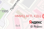 Схема проезда до компании Детская поликлиника в Москве
