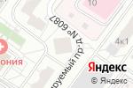 Схема проезда до компании Букле в Москве