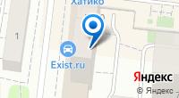 Компания IRON FITNESS на карте