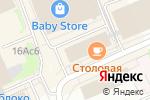 Схема проезда до компании Столовая-пельменная в Москве