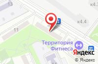 Схема проезда до компании Вип Сувенир в Москве