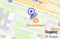 Схема проезда до компании НОТАРИУС КАРПОВА С.Н. в Москве
