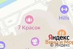 Схема проезда до компании Lex Artis в Москве