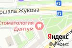 Схема проезда до компании CityInfo в Москве
