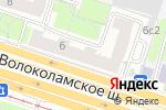 Схема проезда до компании Спецзамер+ в Москве