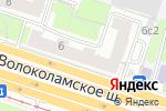 Схема проезда до компании Parketov-Store в Москве