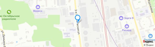 улица Хорошёвская 3-я