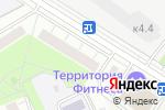 Схема проезда до компании Инженерная служба района Ховрино в Москве