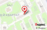 Схема проезда до компании Оригинал в Москве