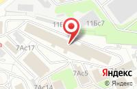 Схема проезда до компании Эксперт Плюс в Москве