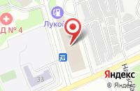 Схема проезда до компании Проф Х в Москве