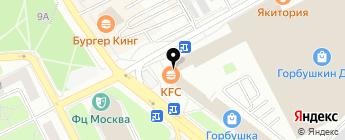 I-Car на карте Москвы