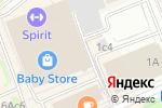 Схема проезда до компании Да! в Москве