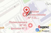 Схема проезда до компании Петербургская недвижимость в Новом Девяткино