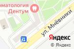 Схема проезда до компании HotZap в Москве