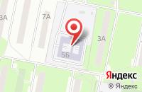 Схема проезда до компании Детский сад №45 в Подольске