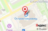 Схема проезда до компании ПРЕСТИЖ в Подольске