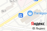 Схема проезда до компании Магазин по продаже фруктов и овощей в Москве