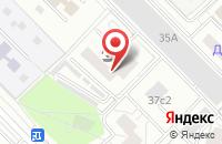 Схема проезда до компании Стандарт-Евро в Москве