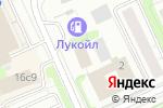 Схема проезда до компании ФИНОТЕКА в Москве