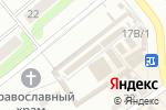 Схема проезда до компании Магазин одежды в Щёкино